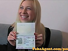 FakeAgent HD Surprise tit wank
