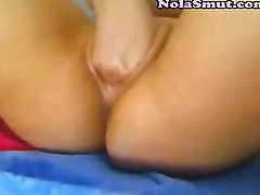 Amateur Pussy Fisting On Webcam