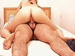 Greek Amateur Marina Fucking and Blowing again!