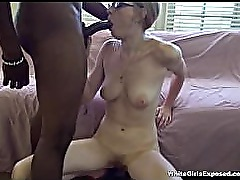 Wild Chick Got Herself A Big Black Cock To Fuck