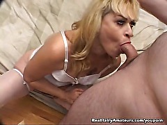 Milfs Very Hairy Snatch Fucked And Jizzed On