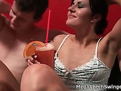 ing amateur swinger having horny sex