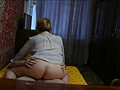 Russian Amateur Mother And Not Her Son