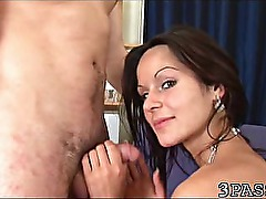 Babe fucked before GFs