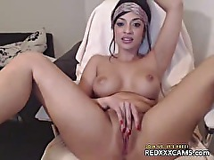 Camgirl webcam session 115