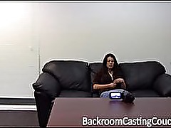 Horny Prison Bride Assfucked and Creampie on Casting Couch