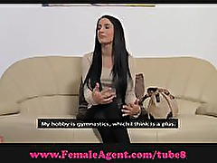FemaleAgent. Gymnast flexible fuck.
