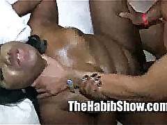 Banged by BBC Redzilla first time on tape P3