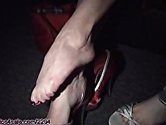 Amateur Foot Worship