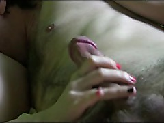Close Up Pussy Eating Handjob Same Time Orgasm Hottest Mom SylviaChrystall