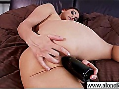Masturbating On Tape Alone Girl Use Sex Toys clip-08