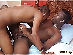 Black ethnic amateurs anal fingering
