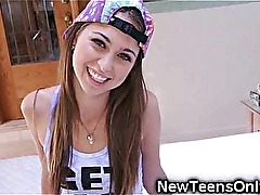 Teen Riley Reid POV Blowjob!