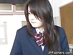 Free jav of Amazing Asian schoolgirl part5