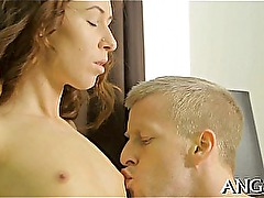 Drilling a lusty juicy spot