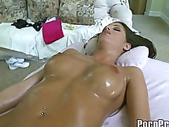 Hot Big Tit Bombshell Massage.6