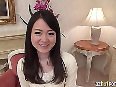 AzHotPorn.com - Amateur Asian Home Delivery Soap Fuck