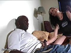 Homemade Amateur Wife Fucks Black Guy