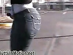Big Chubby Phat Azz in Outdoor Motion