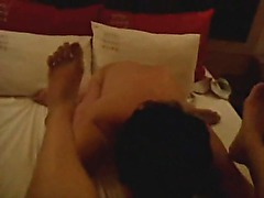 Korean Girl Gets Slutty in Hotel