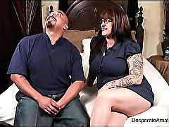 Veronica Paige Hailey and other bbw Desperate Amateurs