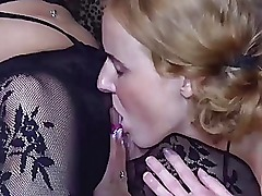 MMV FILMS German Amateur Teen and Mature Lesbians
