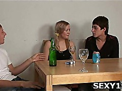 Hot Horny couple begins