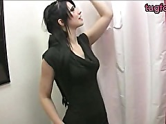 Caught Jerking Off In Changing Room - Dont Stop I Wanna See You Stroke