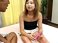 Amateur fuck between japanese lovers