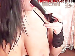 Hot Euro Webcam Girl With Perfect Tits PART 2