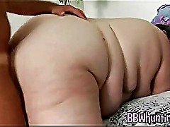 Giant BBW enjoys a good fuck