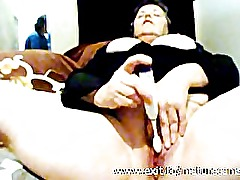 43 years Busty BBW Claudia Solo at home