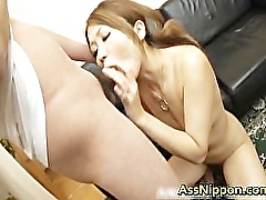 Hibiki Ohtsuki dirty real asian tramp part5