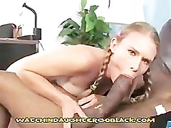 Teen Daughters Interracial Fuck Theraphy