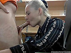 Blowjob in store #2