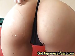 Milf rin playing with huge dildo part3