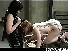 I Get Lesbian Dominated And Strap On Fucked