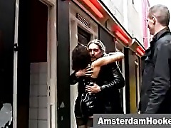Real prostitute amateur blowjob for money