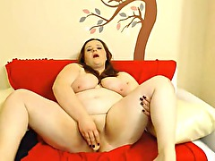 Amazingly hot BBW beauty Busty Tina