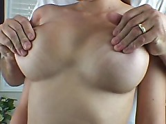 Sarah Blake Follows Doctors Orders Massage Those Big Tits!