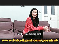 FakeAgent First time creampie