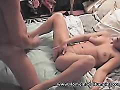 Amateur Titty Wife Fucked