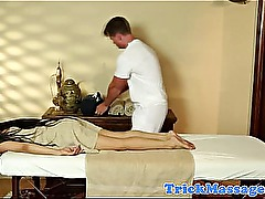 Massage loving busty asians pov action