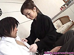 Super horny Asian girls masturbating part4