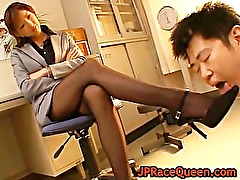 Sweet hiromi aoyama gets pussy licked part5