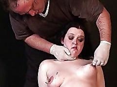 Scared amateur slavegirls needle bdsm and extreme