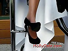 candid high heels Amateur Foot Fetish Voyeur