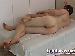 Lelu Love - Dirty Feet Suck Fuck Creampie