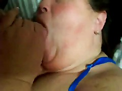 BBW Head #187 (Laying on the Bed Sideways)