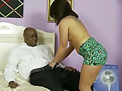 Amateur stepfather fucking slut
